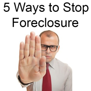 5 Ways to Stop Your Foreclosure in Olympia WA- Local Records Office